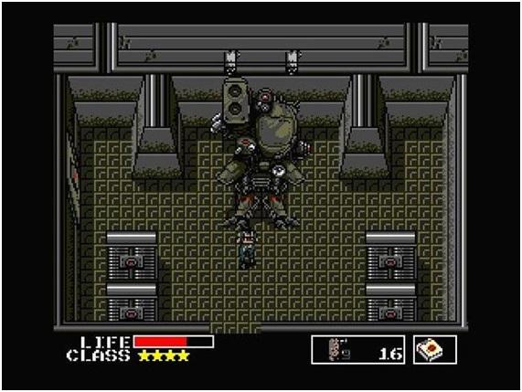 Metal Gear [MSX] Any% Guide - Pastebin.com