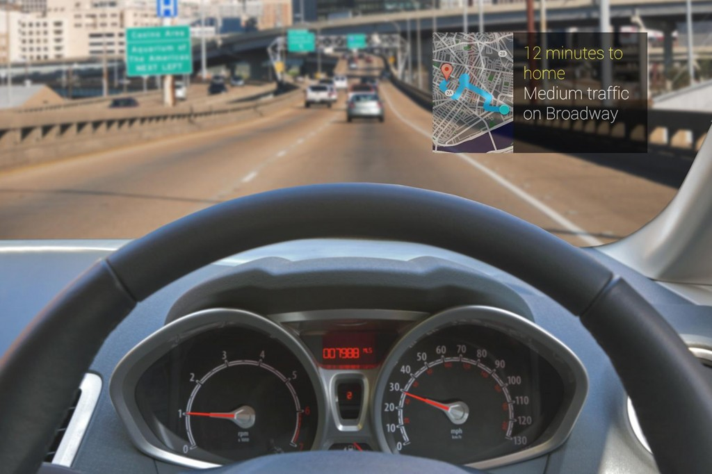 google-glass GPS