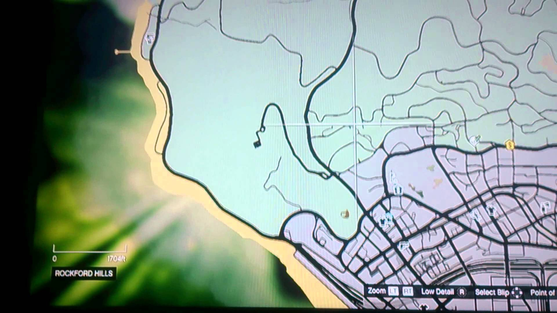 Images of Gta 5 Zentorno Location Map - #gepezz