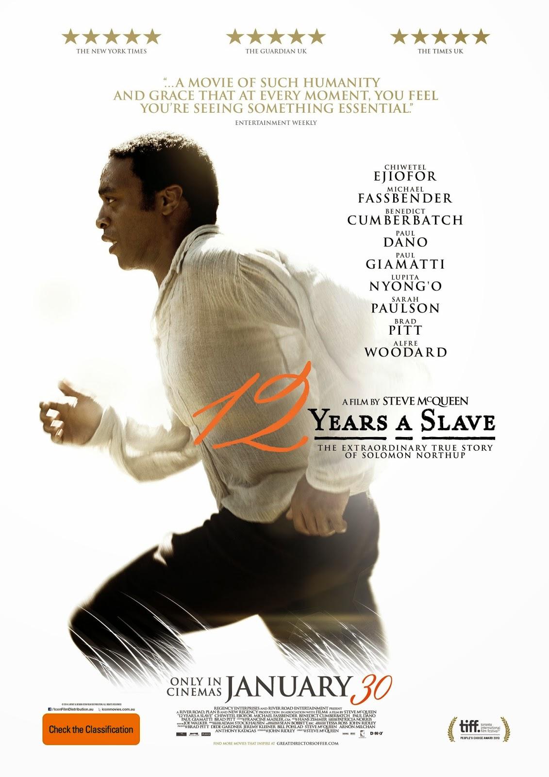 Resultado de imagem para 12 anos de escravidão filme